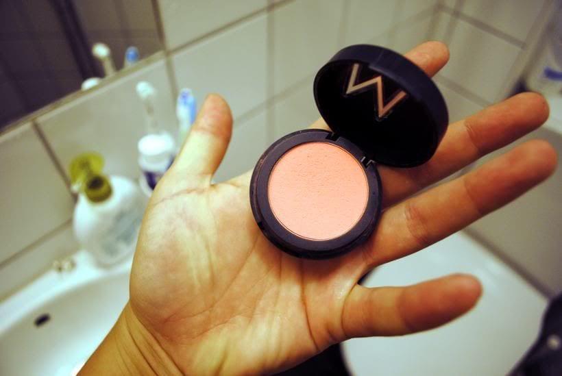 Beautyboksen: Blush