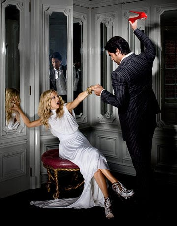 I Die! RZ // Harper's Bazaar