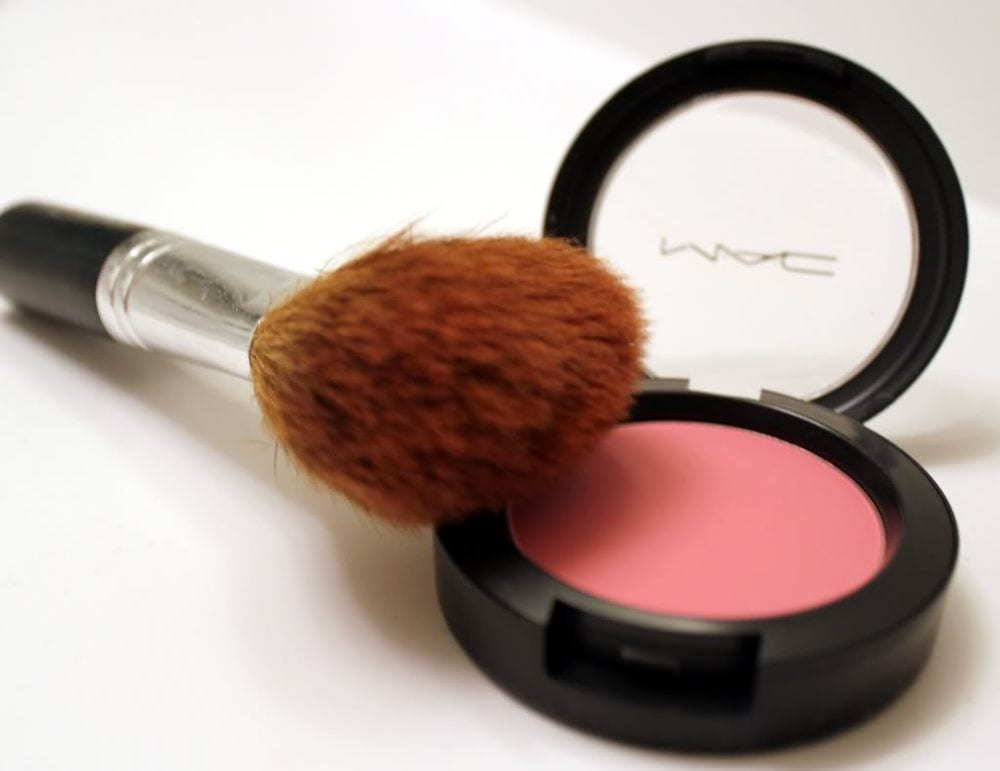 Acie Tester: MAC Blush