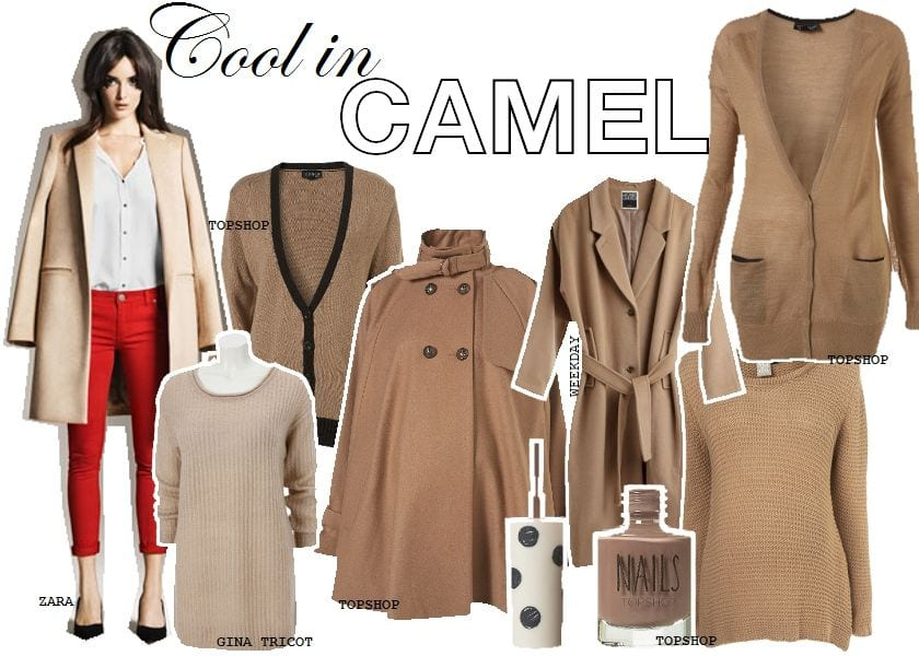 Cool in camel