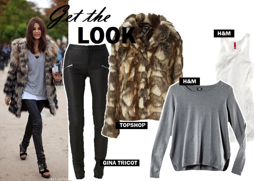 Get the Look: Christine Centenera