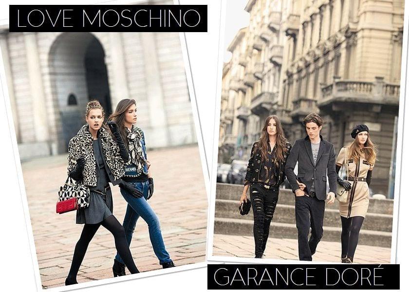 Love Moschino X Garance Doré