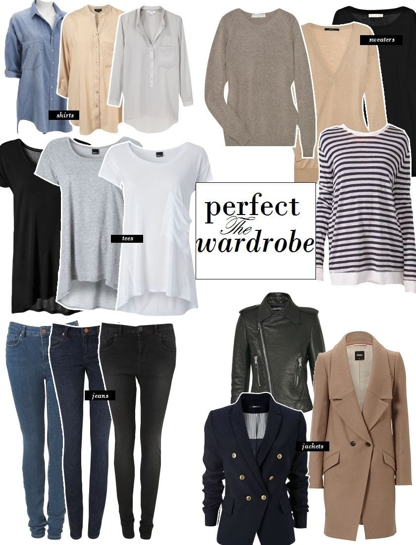 The Perfect Wardrobe - part 1