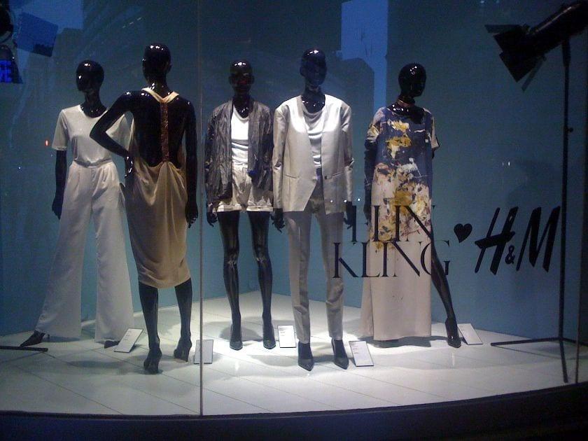 Rapport: Elin Kling x H&M Launch