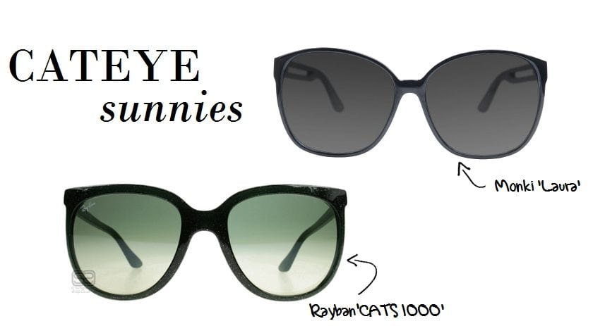 Lux // Budget - CAT EYE SUNNIES
