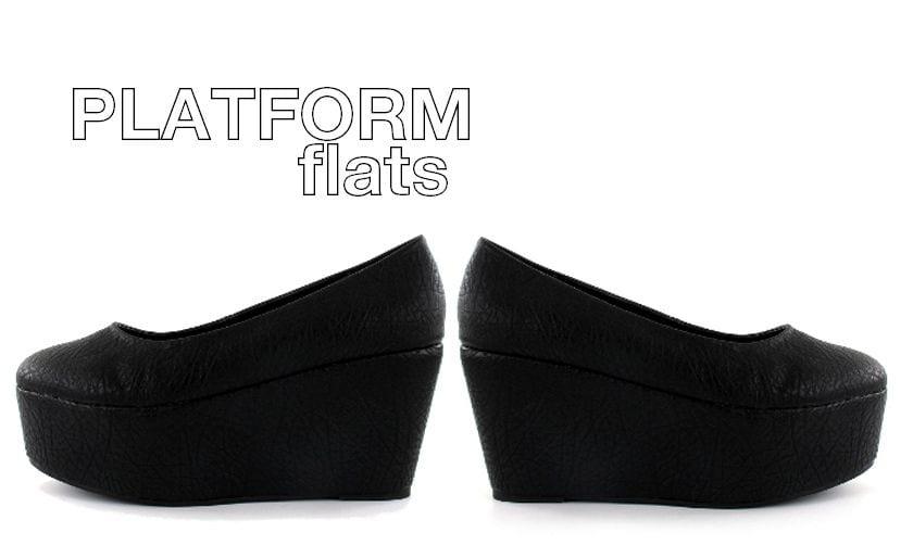 Platform Flats På Budget