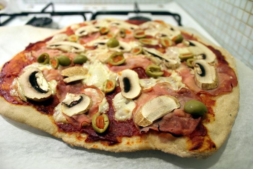 Pizzamysteriet!