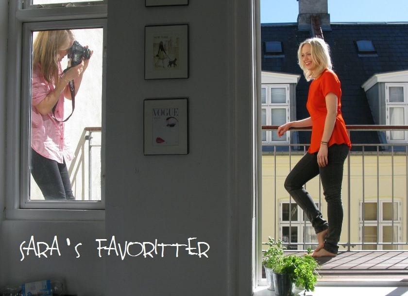 Sara's Favoritter