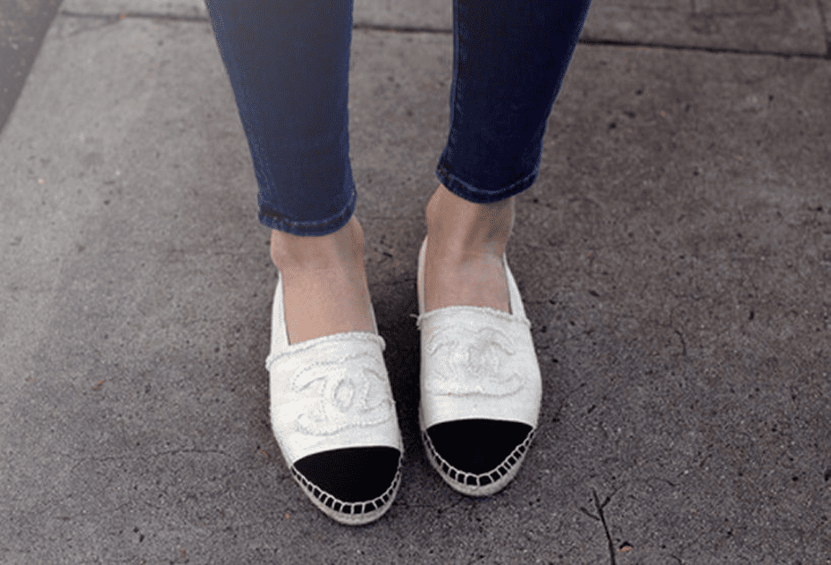 CHANEL ESPADRILLER // ALL THINGS GOOD...