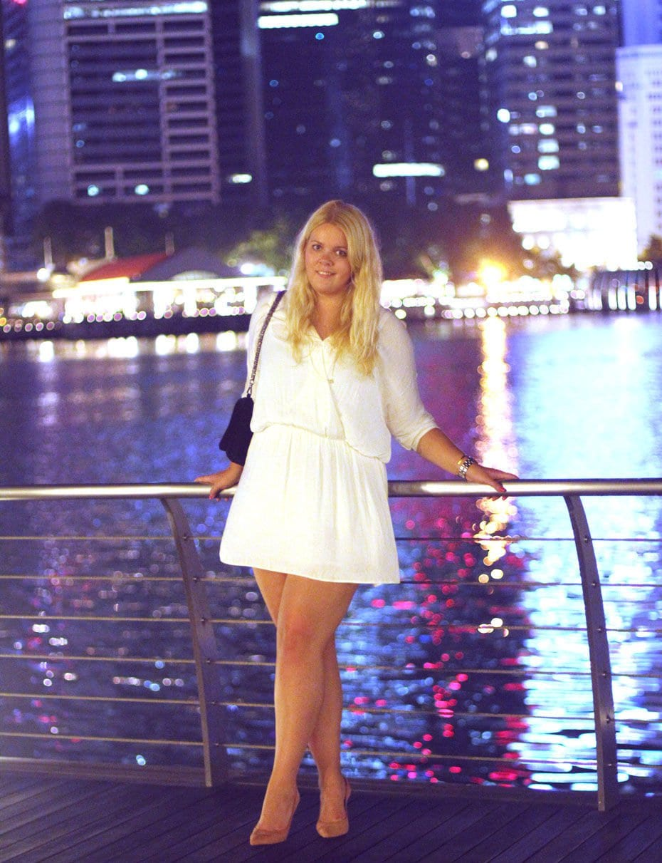 SINGAPORE // OUTFIT & DRINKS