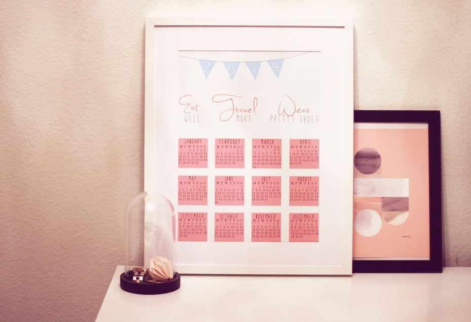 Et lidt skørt projekt // Acie-kalenderen 2014