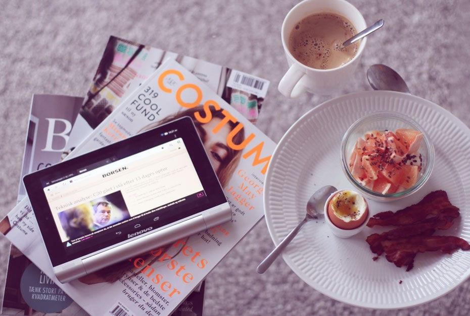 Weekend Giveaway // Vind en Lenovo Yoga Tablet 8