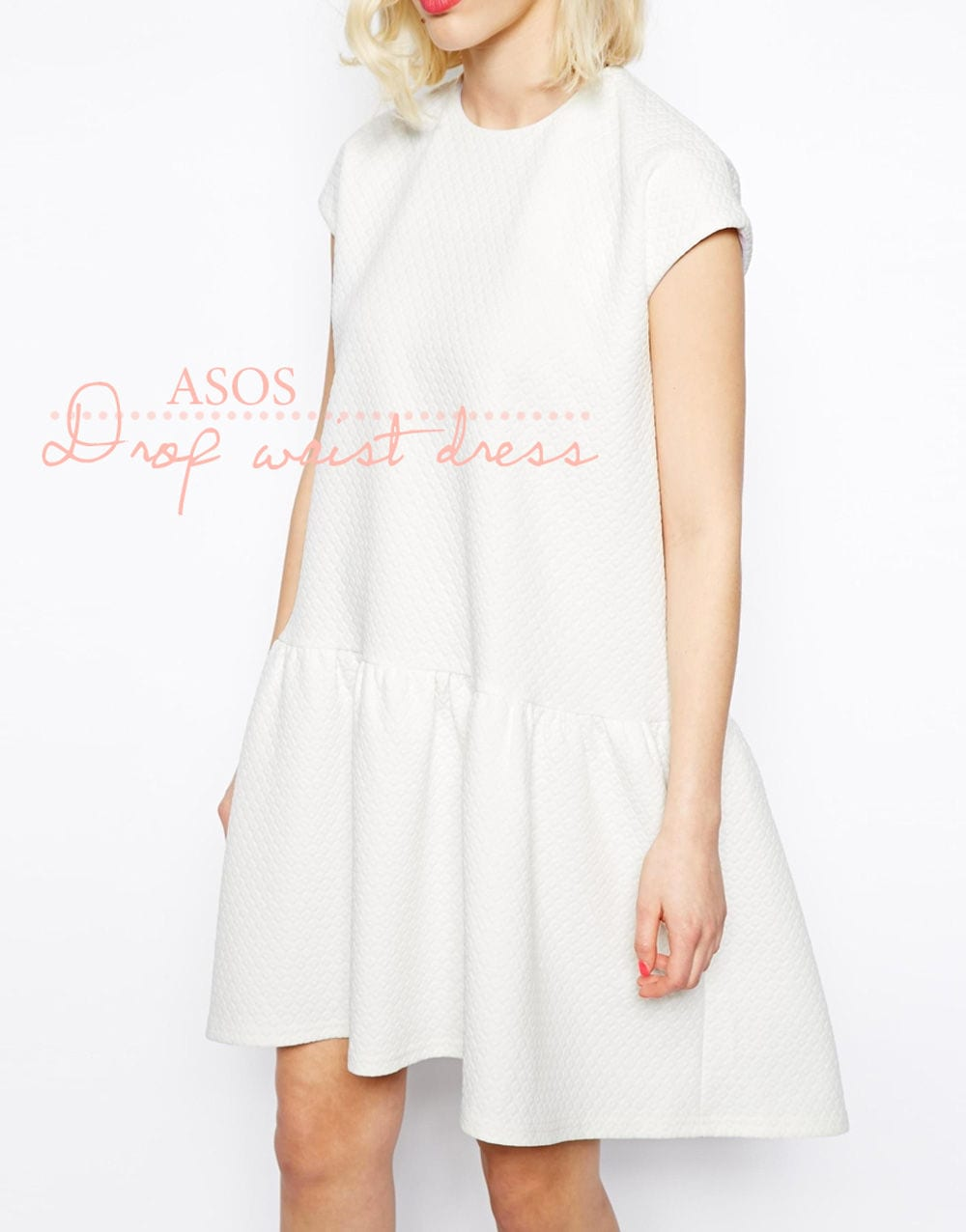 LWD // The perfect little white dress