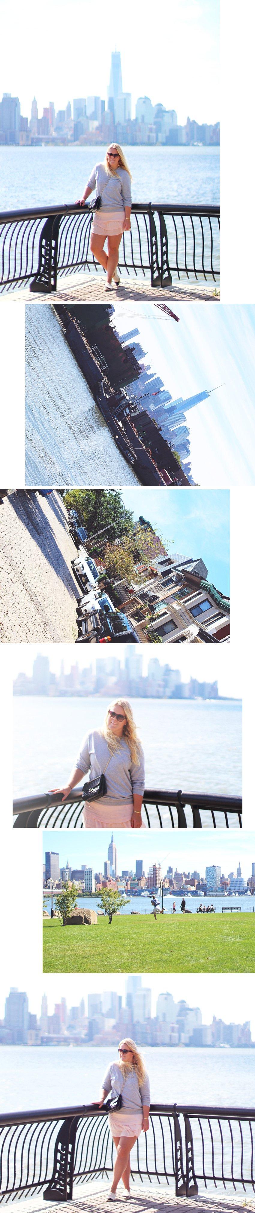 Om at være ude og hjemme på samme tid <i>en søndag i Hoboken</i>