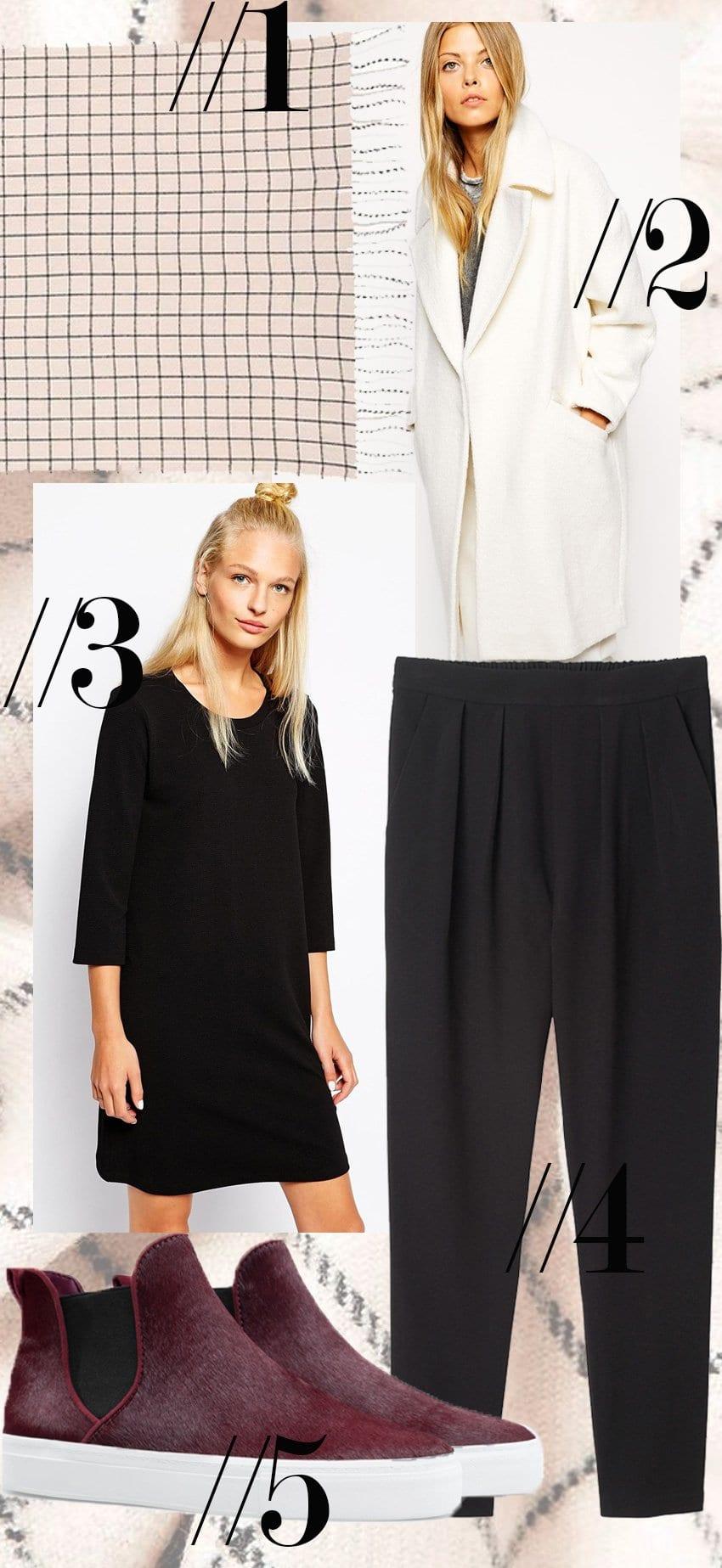 SHOPPING <i>- oktober-opdatering af garderoben og shoppeaften med Monki</i>