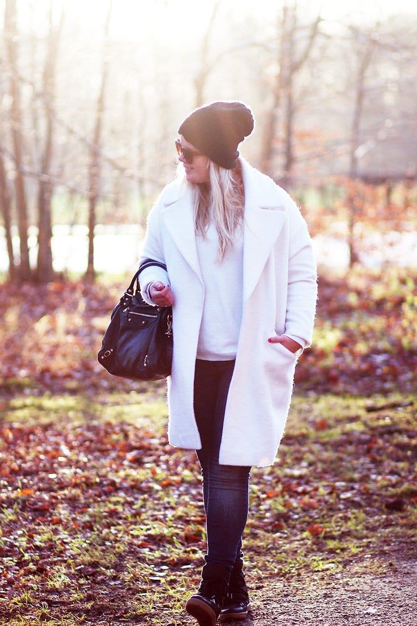 OUTFIT <i>- Vero Moda jeans og Isabel Marant støvler</i>