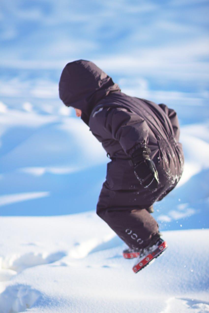 POSTKORT <i>- walking in a winter wonderland</i>
