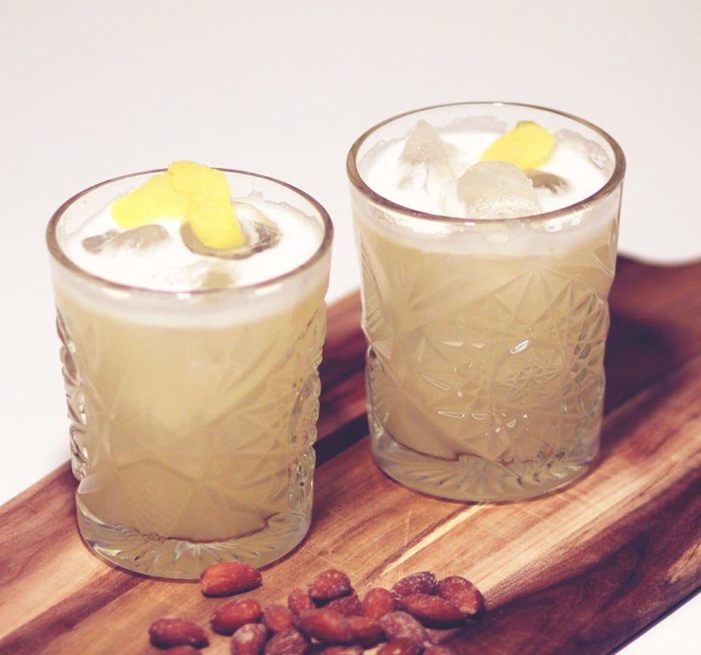 COCKTAIL - min favorit; Whiskey Sour..