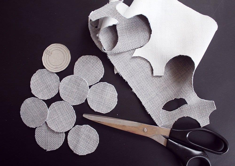 DIY - polstret sengegavl del II