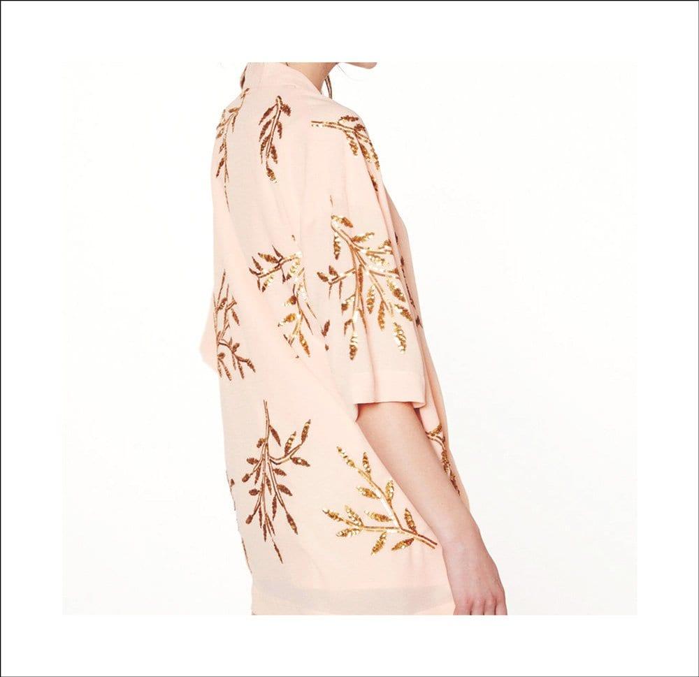 SHOPPING - en peachy kimono..