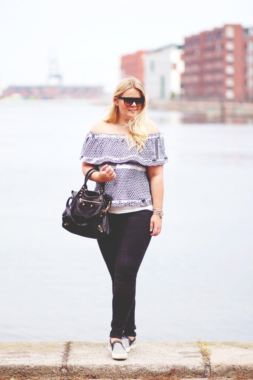 OUTFIT - Cecilie Copenhagen top..