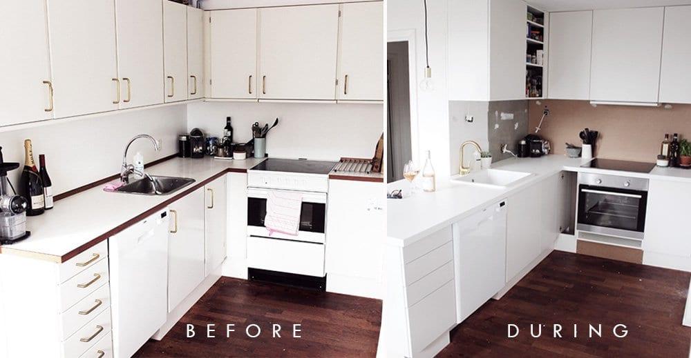 BOLIG - nærmere det nye køkken..
