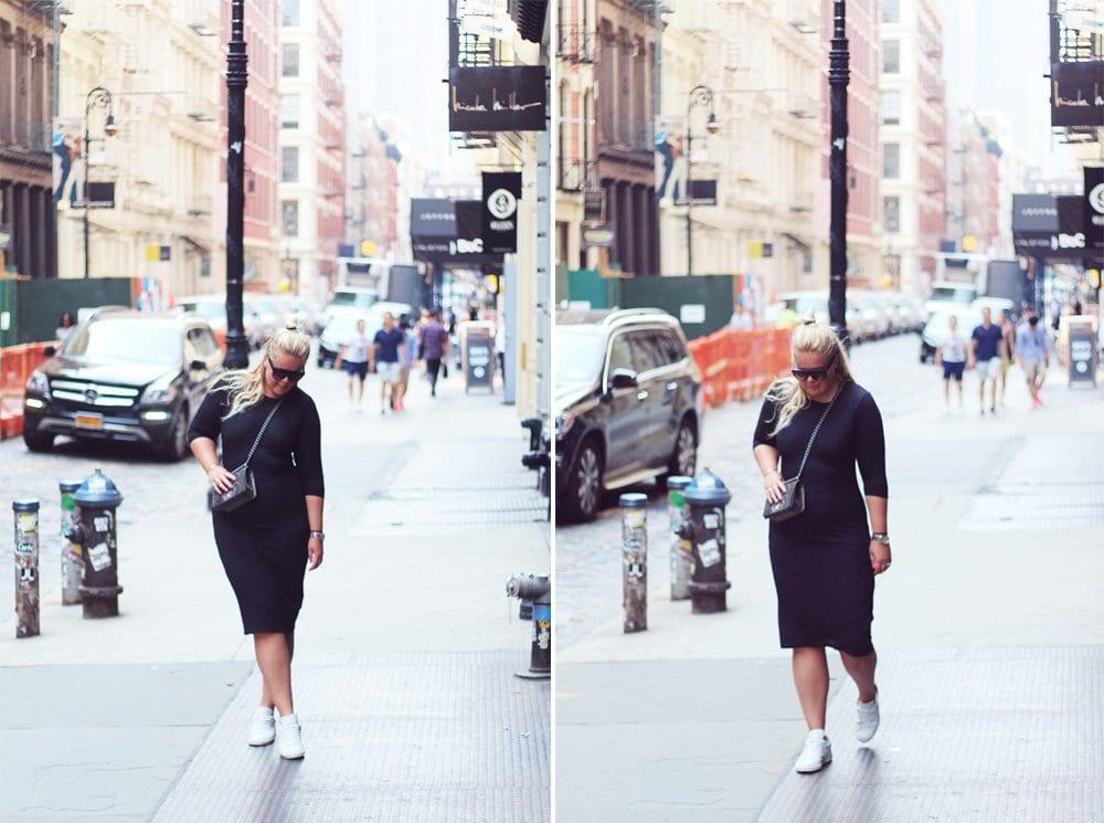 NEW YORK - en dag i Soho..