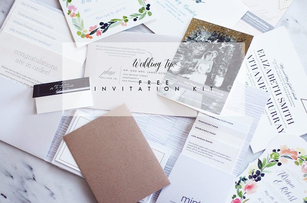 BRYLLUPS-TIP - gratis invitations-kit..