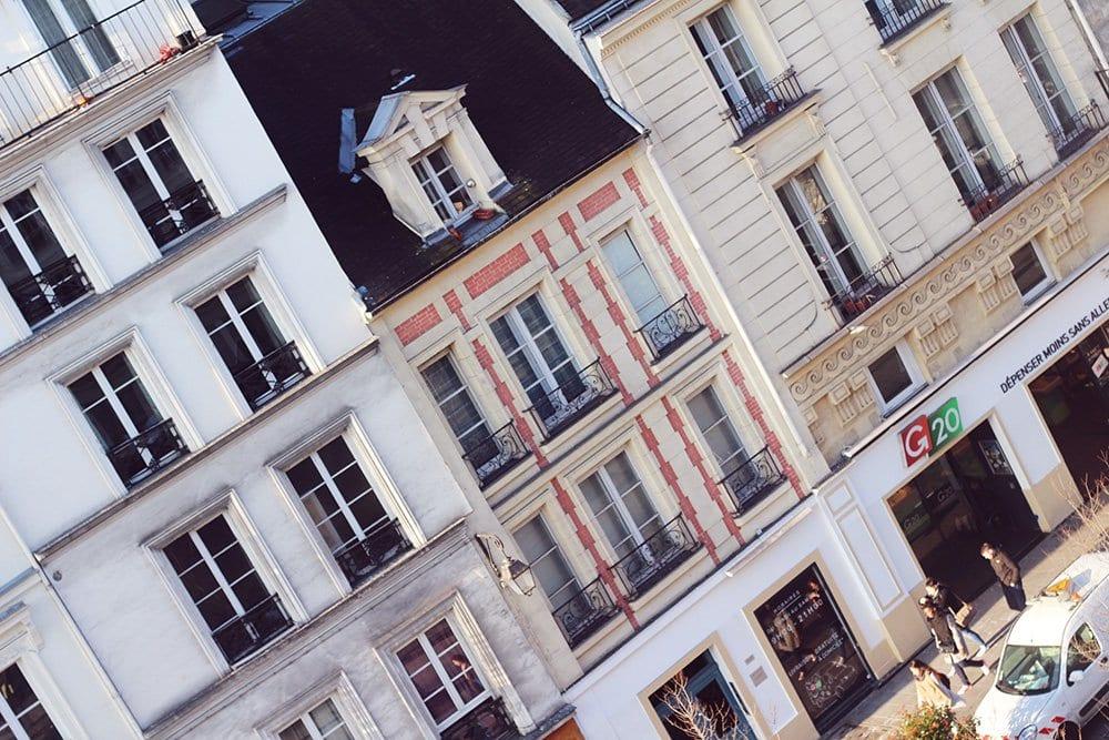 REJSER - et hyggeligt hotel i Paris..