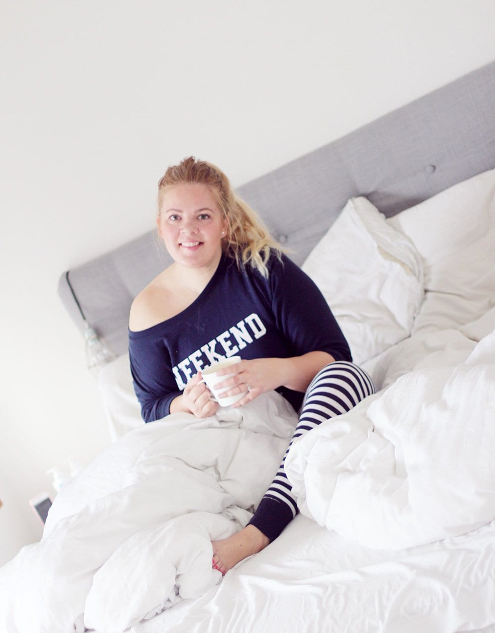 WEEKEND - ny pyjamas-favorit og rabatkode til H&M..