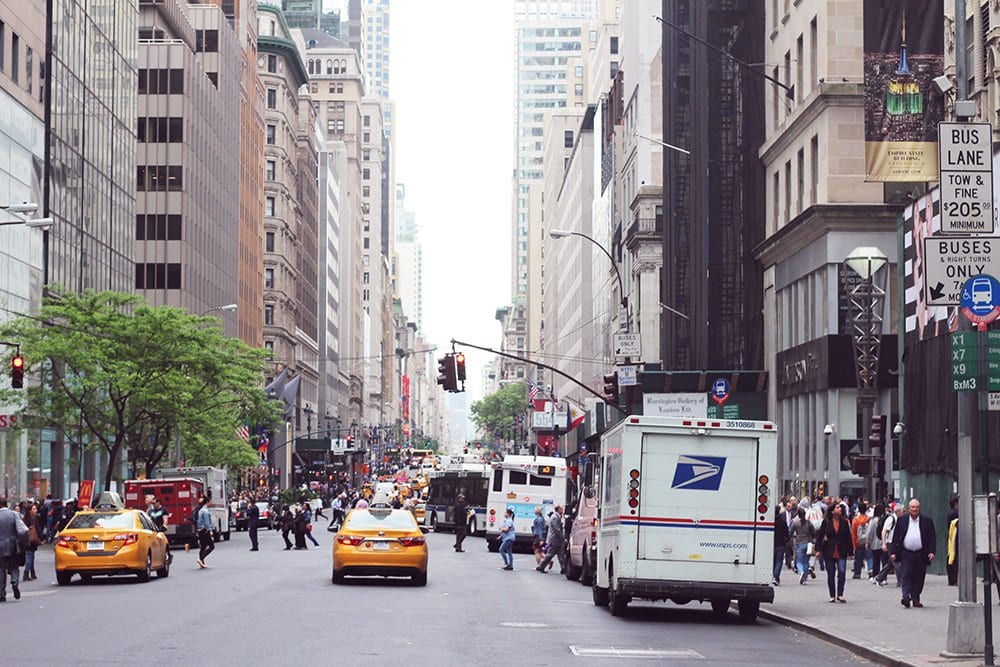 REJSER - in a New York minute..