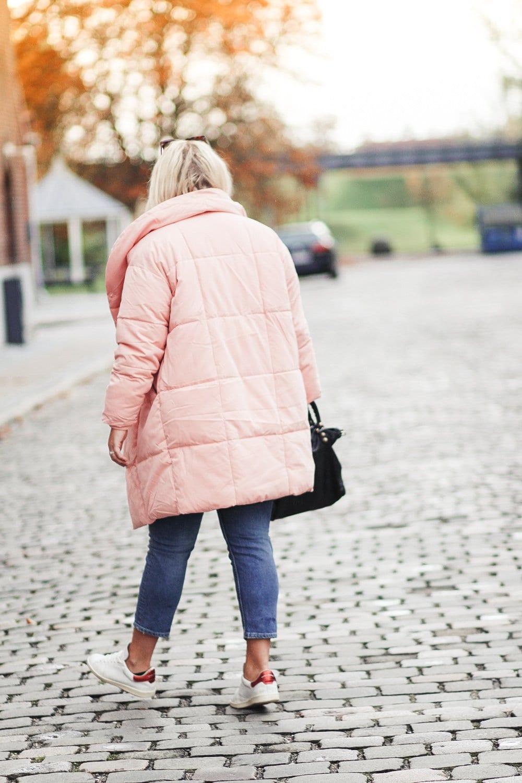 monki puff dynejakke coat outfit (9 of 24)