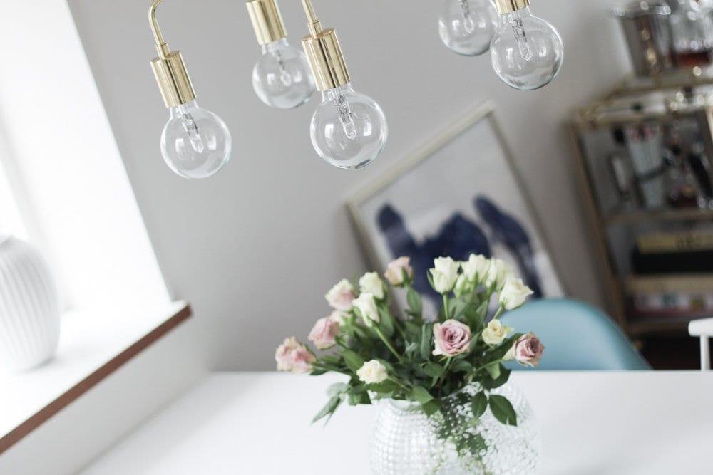 mio messing loftslampe lysekrone indretning spisebord (9 of 11)
