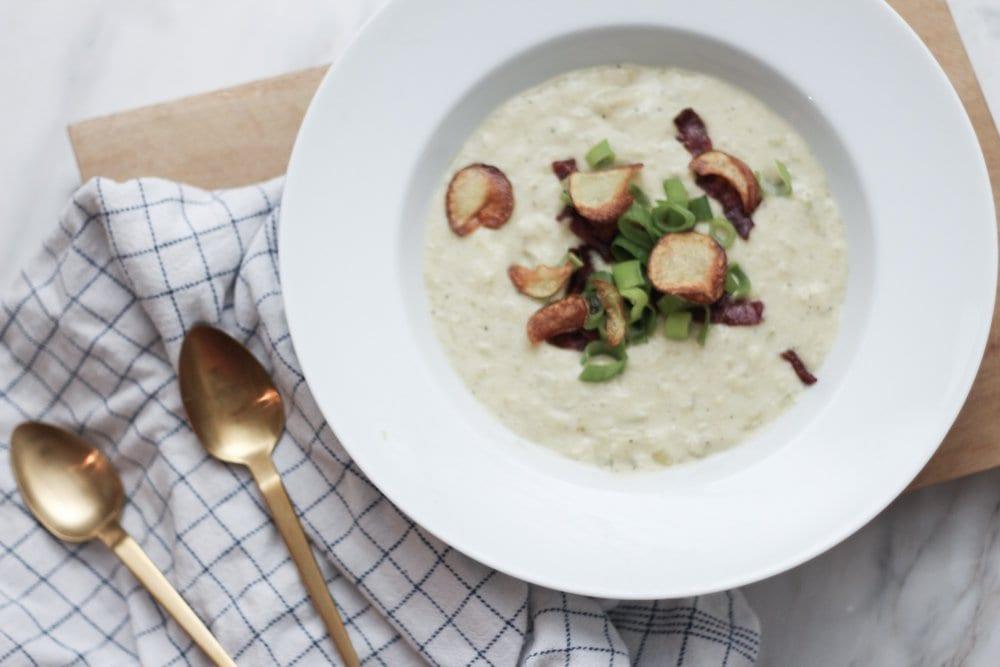 opskrift nem og lækker kartoffel porre supper comfort food (2 of 5)